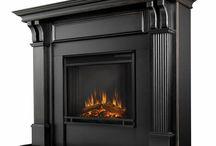 Fireplace - inside