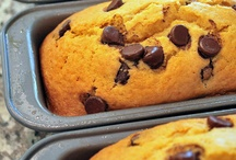 Anything Pumpkin - Breads & Muffins / by Heather Botzko