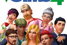 The sims -games!
