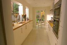 Long Kitchen - dlhá kuchyňa