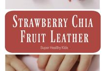 Children's healthy snacks
