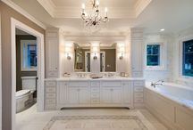 master bath / by Jeannette Sauer