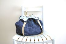 Crochet Baskets, Bags & Totes