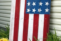 4th of July / Independence Day crafts of all kinds!!! / by Lisa