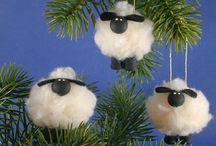 Sheepskin Christmas