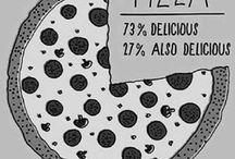 Pizza bruscheta