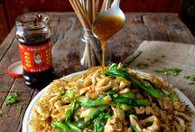 A. Pan fried noodles
