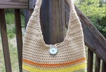 * Crochet Bags