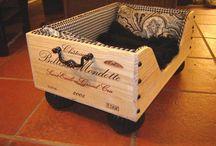 猫犬ベッド