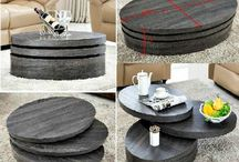 Coffee Cocktail Table