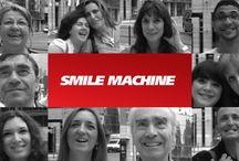 COLGATE MAX // SMILE MACHINE / Colgate Max's Street Activation