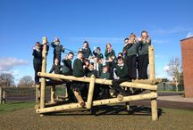 Fitness and Active Playground Equipment / Our Active Play School Playground Equipment has been specifically designed to not only help promote an active lifestyle in your school but to help develop children's personal and social development.