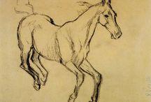 Inspiración - Degas