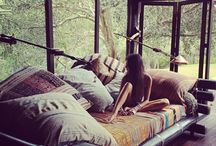 Ideas for bohemian rooms