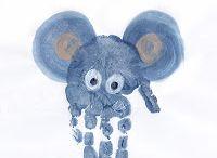 Gruffalo craft ideas