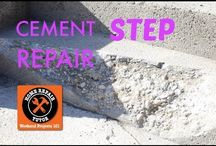 Ako opraviť betonovú stenu