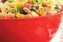 Award winning pasta salads