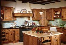 Konyhák, étkezők / Lakberendezés, konyhák, étkezők
