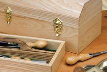 Toolbox Wood