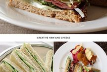 Sandwiches for a road trip