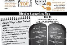 Copy writing/marketing