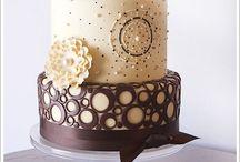 Fancy Cakes  / by Cristina Perez