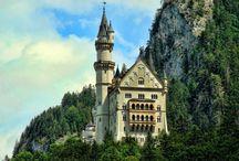Castillos, cuentos. / Imágenes relacionadas con castillos.