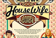Retro Housewife Humor / It's funny because it's true. My Mom used all of these snarky remarks. Now I do too!