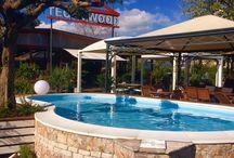 Piscine che passione! / La piscina come stile di vita, come oggetto di arredo, come fonte di relax fisico ed estetico. Affidati a Tecnowood.