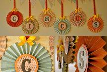 Kreativ dekorasjoner