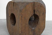 sculptures minimales