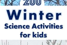 snow activities / Activity ideas for snow play and fun