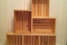 shlves