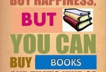 """Books / Reading / """"Books can be dangerous.  The best ones should be labeled 'This could change your life.'"""" (Helen Exley)"""