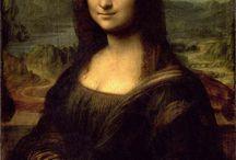 Leonardo Da Vinci / by Pamilo Castrapani