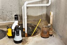 Sump Pumps and heavy rains