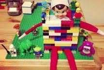 Elf on the shelf ideas / Hmmm / by Orissa Barnhill