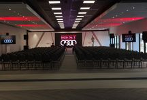 Audi Conference / Led Screen, Sound & Lighting