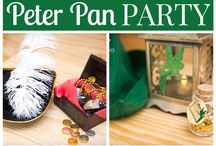 events: peter pan party