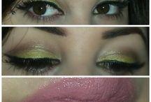 Makeup Looks-Glamour in my vanity