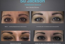 Permanent Makeup / Examples of my work in Permanent Makeup tattooing