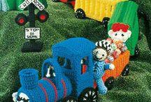 Reena crotchet toys
