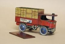 Antique/Vintage Tin Toys / by Grace Dunn