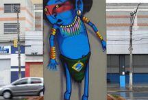 Graffiti em São Paulo
