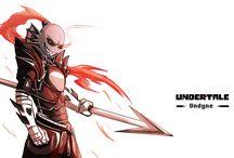 Undyne the Undying NGAAAAA!!!!