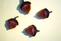 Quilling Herbst