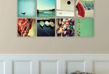At Home: Walls