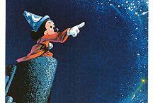 Disney Fantasia / Een super leuke disneyfilm met de gekste dingen.