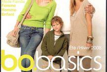 Magazines tricots