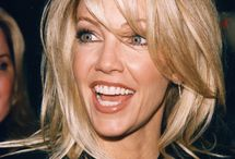 Heather Locklear Hair